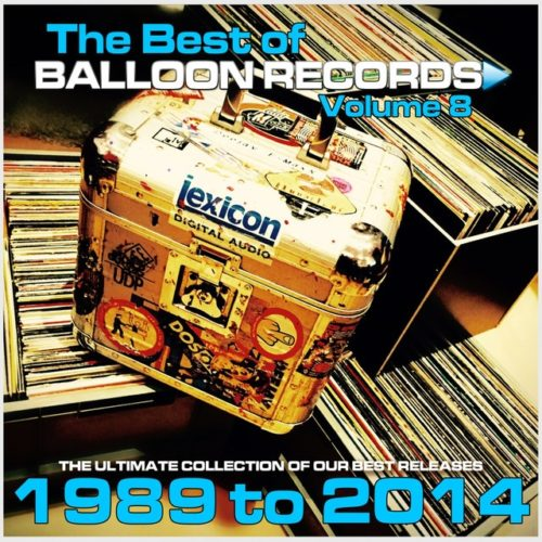 The best of Balloon Records volume 8 compilaion